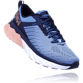 Hoka One One Arahi 3 Running Shoes Dame allure/mood indigo